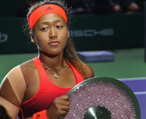 Naomi Osaka 10252015