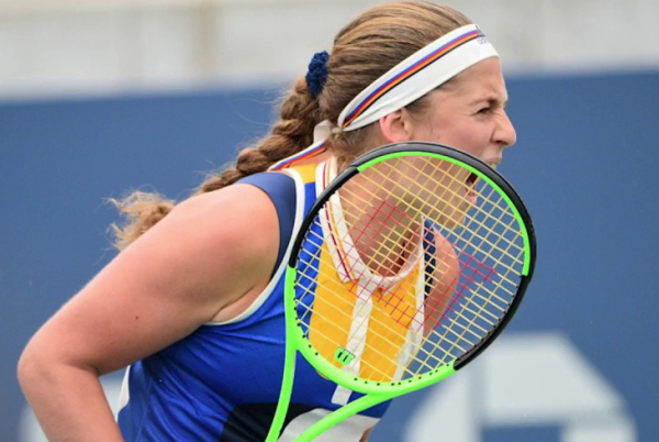 Ostapenko into third round for the first time