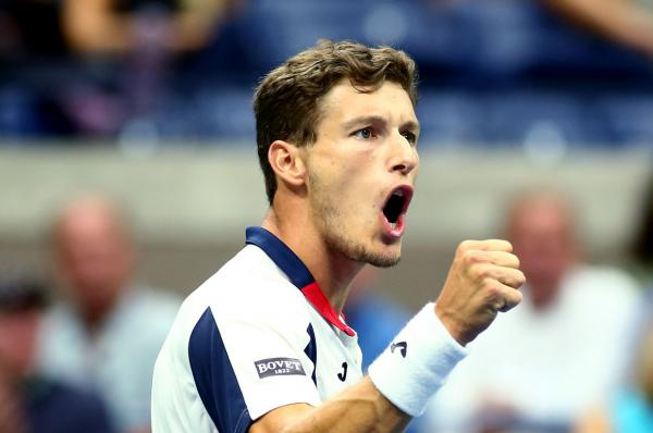 Pablo Carreno Busta makes first major semifinals