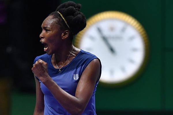 Surprises at Singapore WTA Finals
