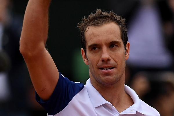 Gasquet/Herbert Win Doubles