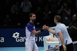 Sock defeats Cilic In A Thriller