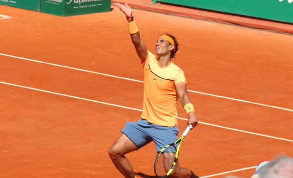 Nadal king of clay doing well down under