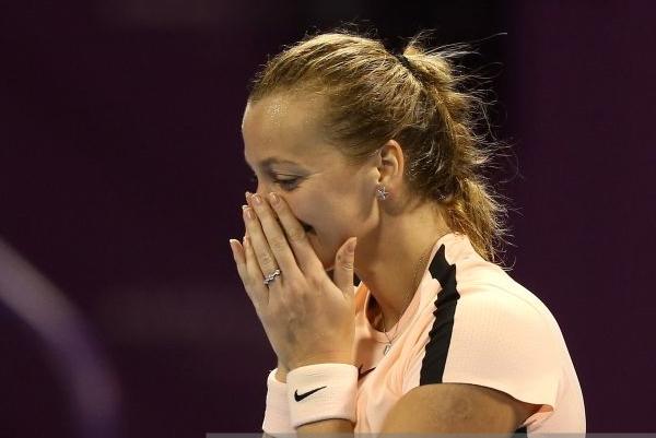 Kvitova reigns supreme in February