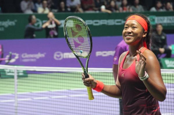 Osaka wins Indian Wells