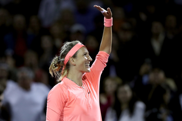 Azarenka mover of the week