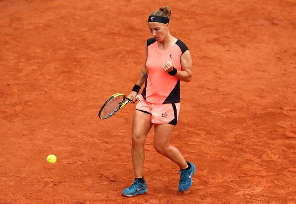 Kuznetsova's joy at winning