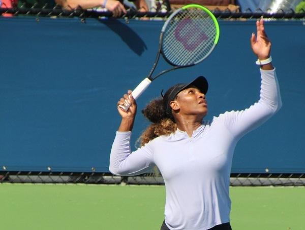 Serena Williams top 5 sports