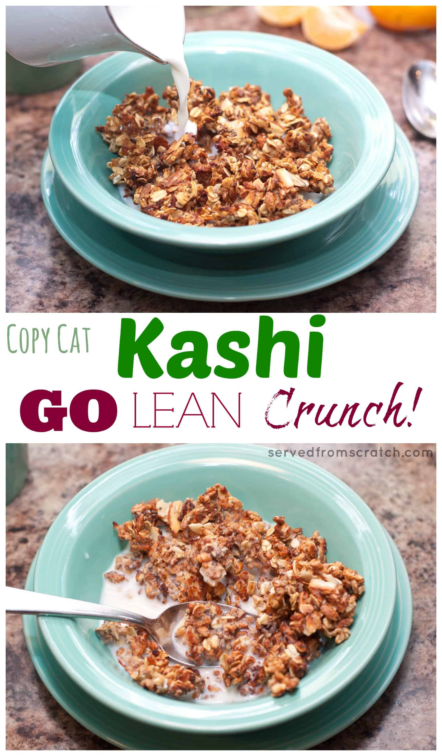Go lean crunch healthy