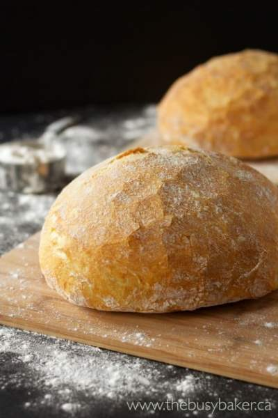 Artisan Bread from scratch