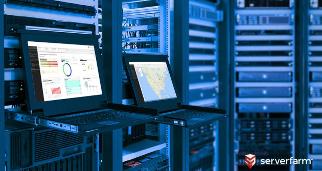 InCommand in the data center