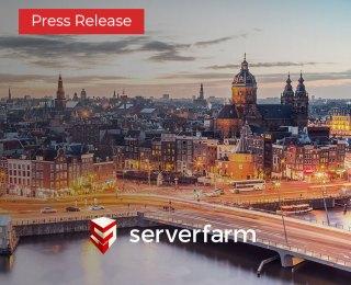 Serverfarm Expands European Presence with Amsterdam Data Center Acquisition