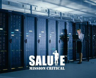 Salute Mission Critical and Serverfarm Boost Employment and Data Center Uptime