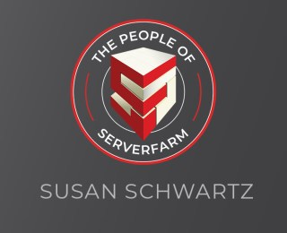 People of ServerFarm – Susan Schwartz