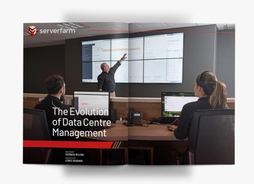 Transforming data center management Booklet