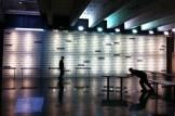 Dentro al centro congressi