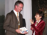 La consegna del Serverlab Innovation Award al Gruppo Zignago