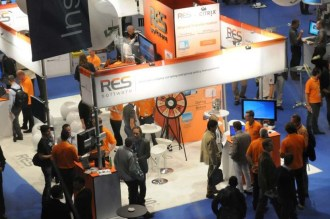 Lo stand RES Software