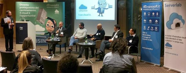 SafetyCloud: il futuro del Cloud