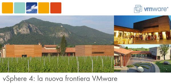 Evento VMware vSphere