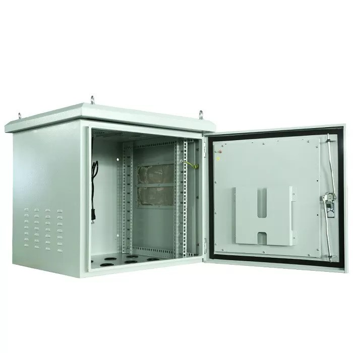 ip65 outdoor wall mount server rack cabinet enclosure spcc cold rolled steel