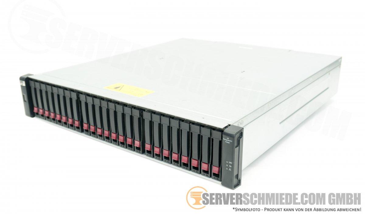 HP StorageWorks P2000 G3 SAS SAN 19