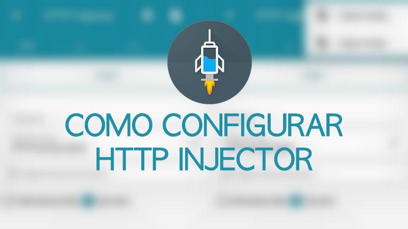 Cómo configurar http injector 2019 tener internet gratis sin saldo