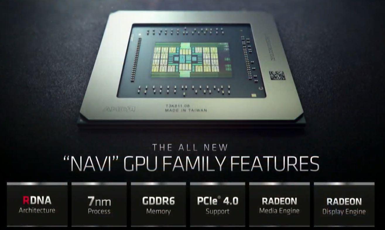 AMD Radeon RX 5700 XT Navi and 16C Ryzen 3950X Launches at E3