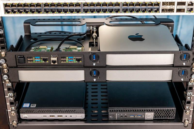 myelectronics nl apple mac mini and raspberry pi rack review