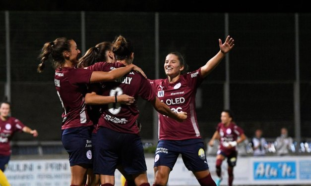 Servette FCCF – FC Luzern 5-1 (3-0) : la marche en avant continue !