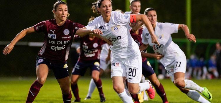 FC Zürich Frauen – Servette FCCF 2-1 (1-0) : Aïe…