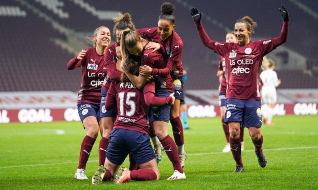 Servette FC Chênois Féminin – FC Zürich Frauen 2-0 : Servette passera l'hiver au chaud !