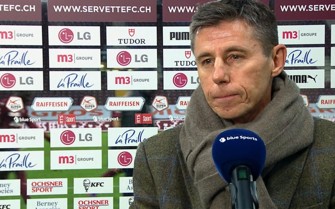 "Servette: ""on mise sur le long terme"" (blue Sports Romandie)"