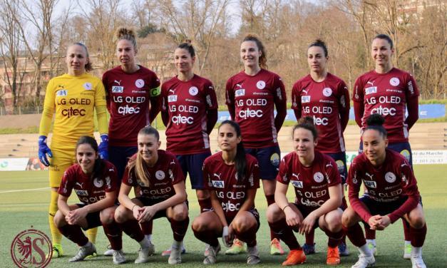 Rétro : Retour sur l'année 2020 du Servette FC Chênois Féminin