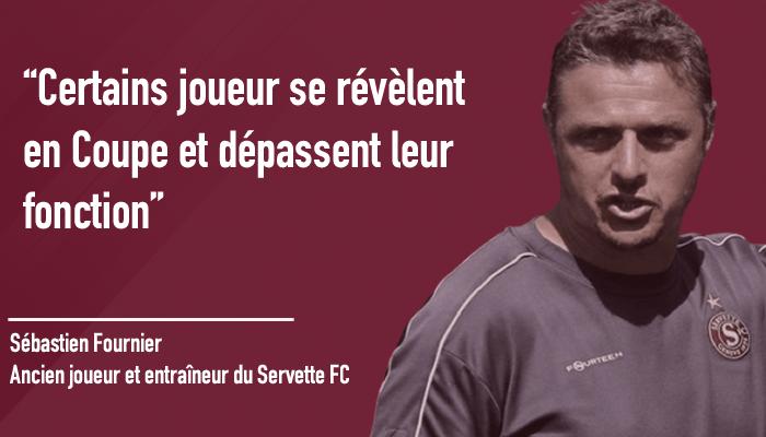 Servette-St. Gall | L'avant-match avec Sébastien Fournier