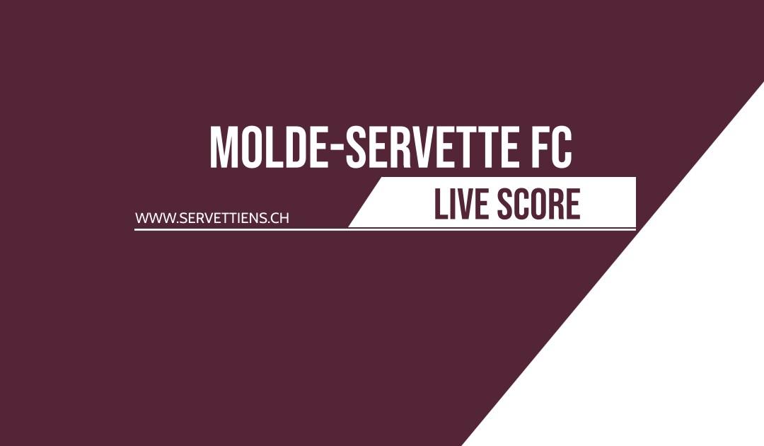 Molde – Servette FC | Le livescore