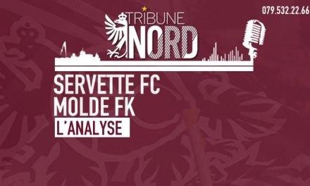 Servette FC – Molde FK | L'analyse du match