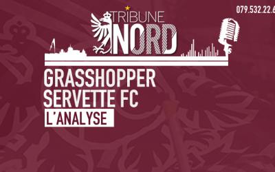 Grasshopper – Servette | L'analyse