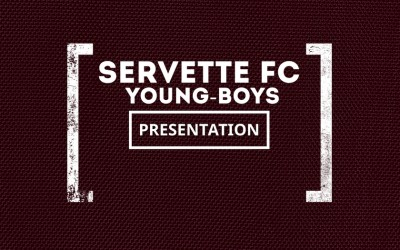 Servette-Young-Boys: Une certaine sérénité