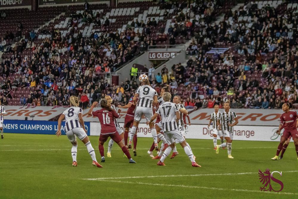 Servette FCCF – Juventus 0-3 : une marche trop haute