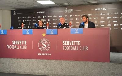 Servette FCCF – Juventus | Conférence d'avant-match