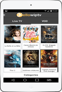 yellow iptv fonctionnement