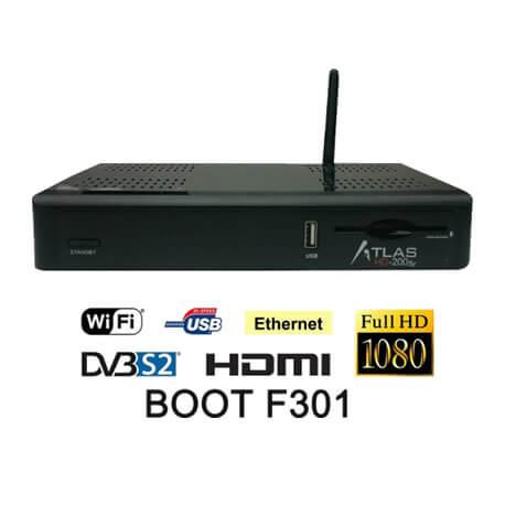 boot f301 atlas hd 200s