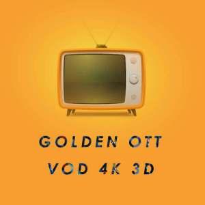 GOLDEN OTT IPTV 12 mois