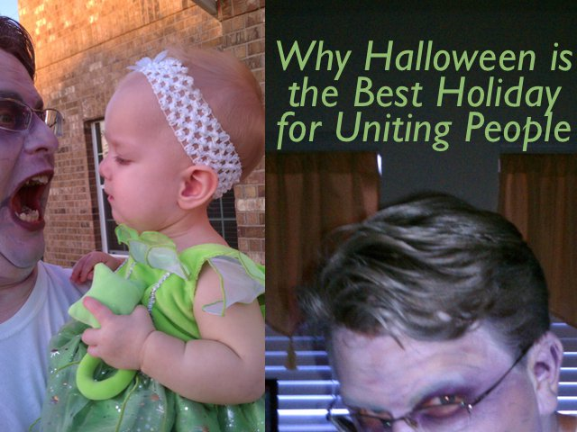 Why Halloween is the Best Holiday for Uniting People