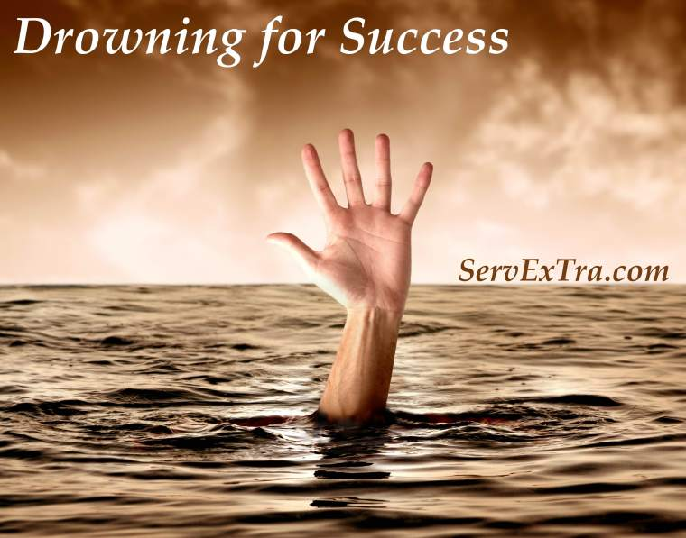 Drowning for Success
