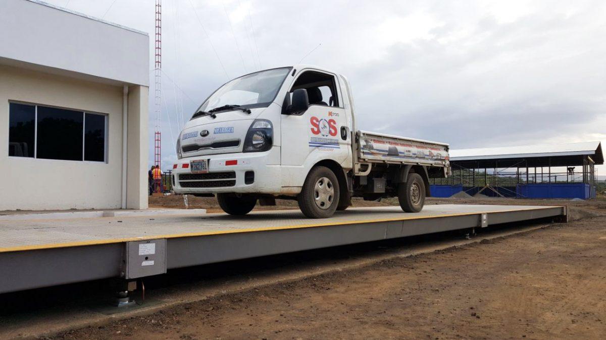 Instalación de camioneras