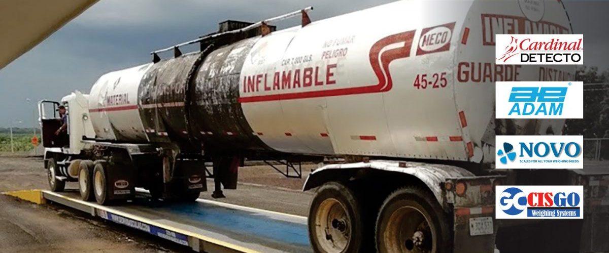 Básculas camioneras: calidad en marcas de todos los tamaños