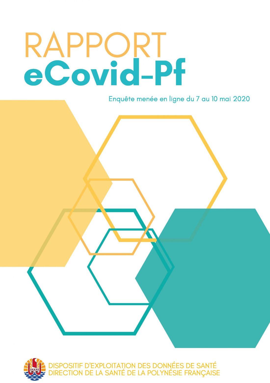 Rapport 3 eCOVID en Polynésie