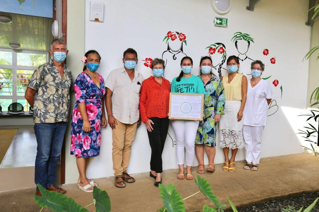 Le centre de santé et de prévention de la presqu'île obtient le label Fare EA
